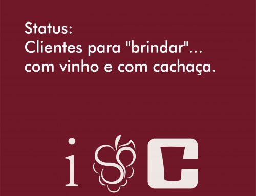 Bem-vindas Wine Trade Fair e Cachaça Trade Fair